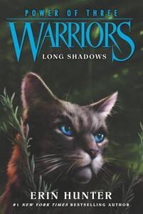 Warriors: Power of Three #5: Long Shadows - Erin Hunter - cover