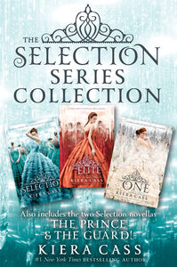 Ebook in inglese Selection Series 3-Book Collection Cass, Kiera