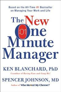 The New One Minute Manager - Ken Blanchard,Spencer Johnson - cover