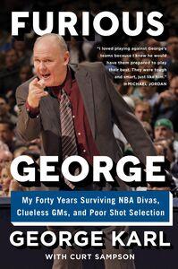 Ebook in inglese Furious George Karl, George , Sampson, Curt