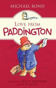 Love from Paddington - Michael Bond - cover