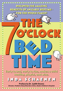 Ebook in inglese 7 O'Clock Bedtime Schaenen, Inda