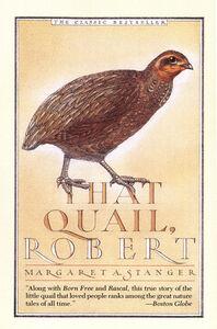 Foto Cover di That Quail, Robert, Ebook inglese di Margaret Stanger, edito da HarperCollins