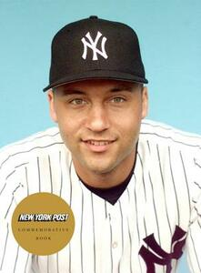 Derek Jeter: Born to Be a Yankee - New York Post - cover