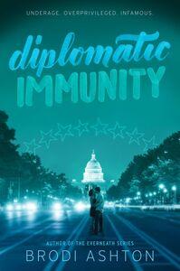 Ebook in inglese Diplomatic Immunity Ashton, Brodi