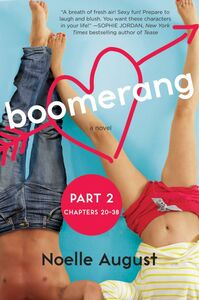 Foto Cover di Boomerang (Part Two: Chapters 20 - 38), Ebook inglese di Noelle August, edito da HarperCollins