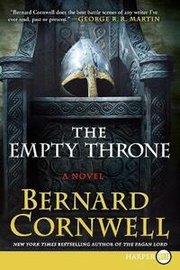 The Empty Throne - Bernard Cornwell - cover