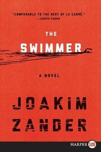 The Swimmer - Joakim Zander - cover