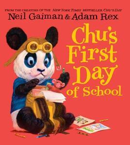 Chu's First Day of School - Neil Gaiman - cover