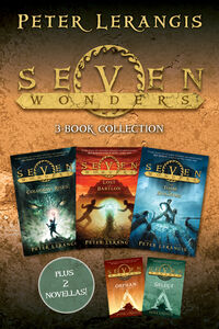 Ebook in inglese Seven Wonders 3-Book Collection Lerangis, Peter