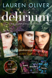 Foto Cover di Delirium: The Complete Collection, Ebook inglese di Lauren Oliver, edito da HarperCollins