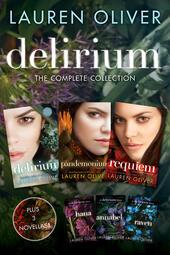 Delirium: The Complete Collection