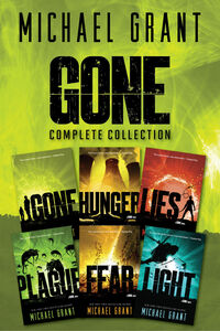 Ebook in inglese Gone Series Complete Collection Grant, Michael