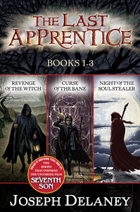 Ebook in inglese Last Apprentice 3-Book Collection Delaney, Joseph
