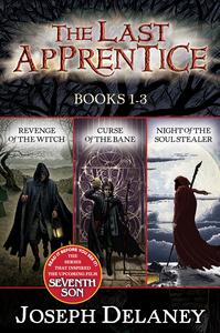 Ebook in inglese Last Apprentice 3-Book Collection Delaney, Joseph