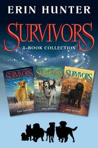Ebook in inglese Survivors 3-Book Collection Hunter, Erin