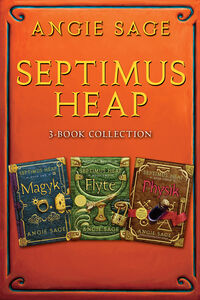 Ebook in inglese Septimus Heap 3-Book Collection Sage, Angie