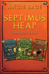 Septimus Heap 3-Book Collection