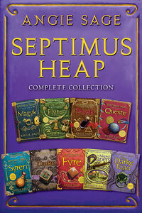 Ebook in inglese Septimus Heap Complete Collection Sage, Angie