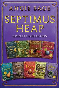 Foto Cover di Septimus Heap Complete Collection, Ebook inglese di Angie Sage, edito da HarperCollins