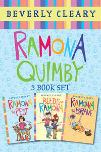 Foto Cover di Ramona 3-Book Collection, Ebook inglese di Beverly Cleary, edito da HarperCollins