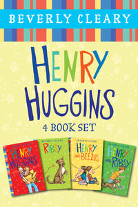 Ebook in inglese Henry Huggins 4-Book Collection Cleary, Beverly