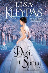 Ebook in inglese Devil in Spring Kleypas, Lisa