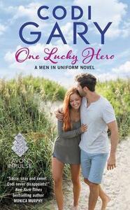 One Lucky Hero - Codi Gary - cover