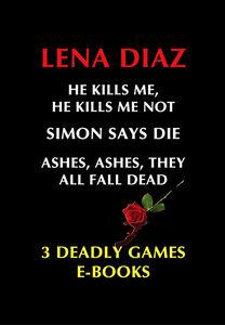 Foto Cover di Deadly Games Thrillers, Ebook inglese di Lena Diaz, edito da HarperCollins