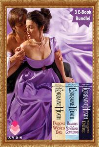 Foto Cover di London's Greatest Lovers Collection, Ebook inglese di Lorraine Heath, edito da HarperCollins