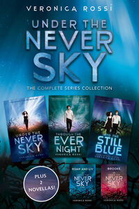 Ebook in inglese Under the Never Sky: The Complete Series Collection Rossi, Veronica