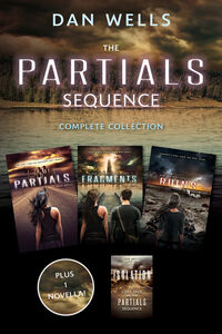 Ebook in inglese Partials Sequence Complete Collection Wells, Dan