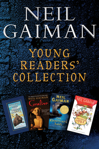 Ebook in inglese Neil Gaiman Young Readers' Collection Gaiman, Neil