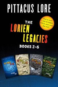 Foto Cover di The Lorien Legacies Collection, Ebook inglese di Pittacus Lore, edito da HarperCollins