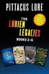 The Lorien Legacies Collection