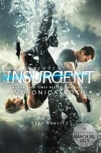 Insurgent Movie Tie-In Edition - Veronica Roth - cover