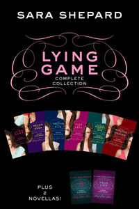 Ebook in inglese Lying Game Complete Collection Shepard, Sara