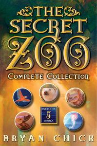 Foto Cover di Secret Zoo Complete Collection, Ebook inglese di Bryan Chick, edito da HarperCollins