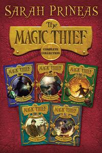 Foto Cover di The Magic Thief Complete Collection, Ebook inglese di Sarah Prineas, edito da HarperCollins