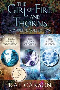 Foto Cover di The Girl of Fire and Thorns Complete Collection, Ebook inglese di Rae Carson, edito da HarperCollins