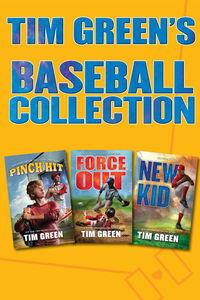 Ebook in inglese Tim Green's Baseball Collection Green, Tim