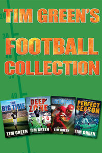Ebook in inglese Tim Green's Football Collection Green, Tim