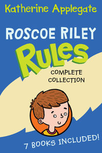 Ebook in inglese Roscoe Riley Rules Complete Collection Applegate, Katherine