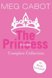 Princess Diaries Complete Collection