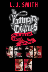 Ebook in inglese Vampire Diaries: The Return & The Hunters Collection Smith, L. J.