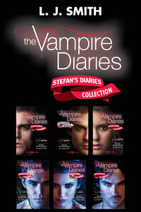 Ebook in inglese Vampire Diaries: Stefan's Diaries Collection Smith, L. J.