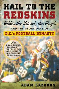 Foto Cover di Hail to the Redskins, Ebook inglese di Adam Lazarus, edito da HarperCollins