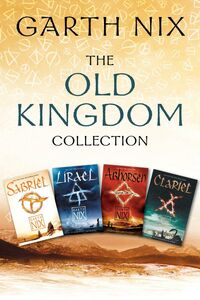 Ebook in inglese The Old Kingdom Collection Nix, Garth