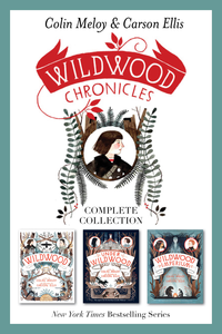 Ebook in inglese Wildwood Chronicles Complete Collection Meloy, Colin