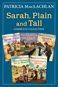 Ebook in inglese Sarah, Plain and Tall Complete Collection Maclachlan, Patricia